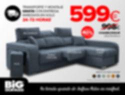 sofas baratos en malaga