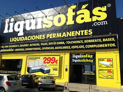 Liquicolchón Tiendas De Colchones En Málaga