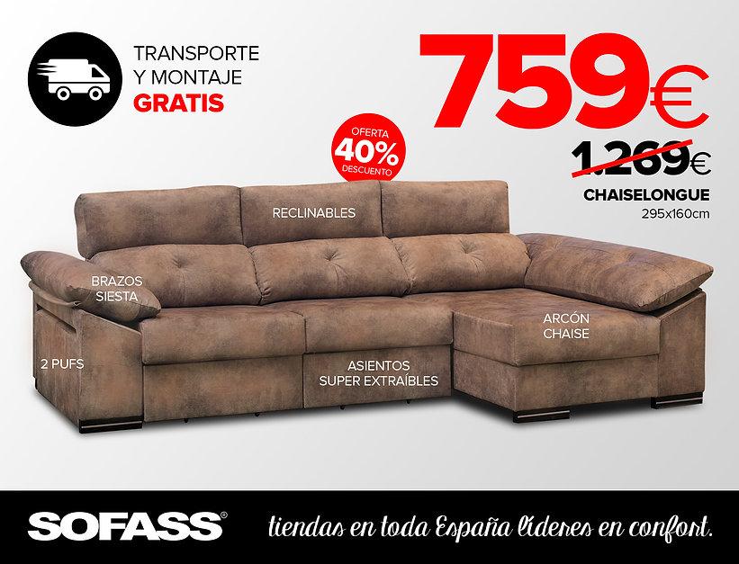 sofas baratos granada