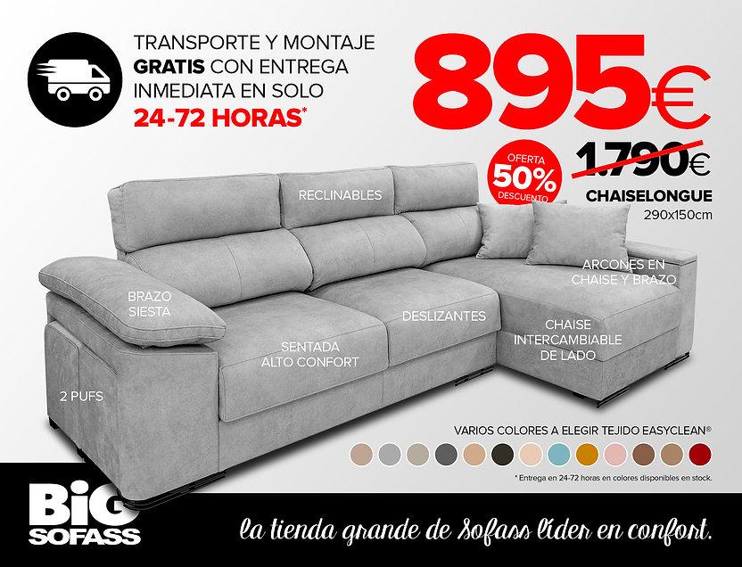 sofas baratos malaga