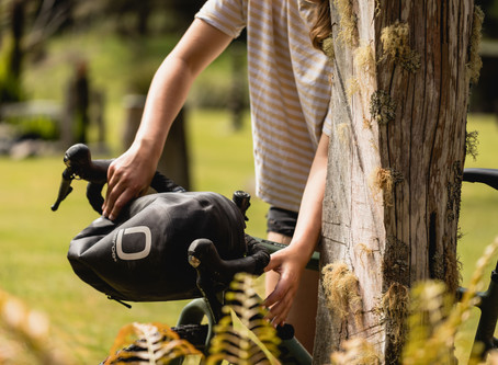 REVIEW: Aeroe Bikepacking Bags