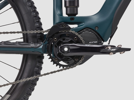 NEWS: Shimano's new EP8 eBike System