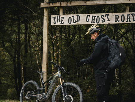STORY: Outta Range on the Old Ghost Road - Presented by Bosch Pt. 1