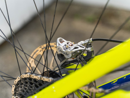 STORY: Outta' the Shed - Radic Brakes