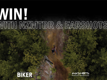 WIN! With NZ Mountain Biker & earSHOTS