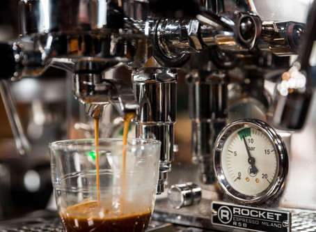 STORY: Coffee Culture - Rocket Makes you Faster