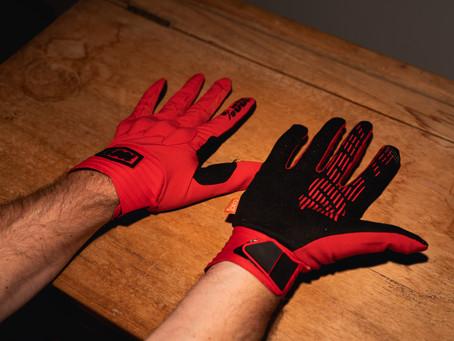 REVIEW: 100% Cognito Gloves