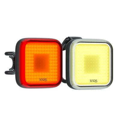Set feux vélo avant et arrière LED Blinder - Knog