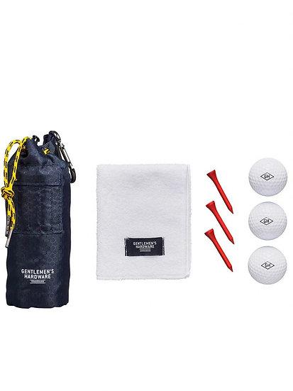 Set d'accessoires golfeur
