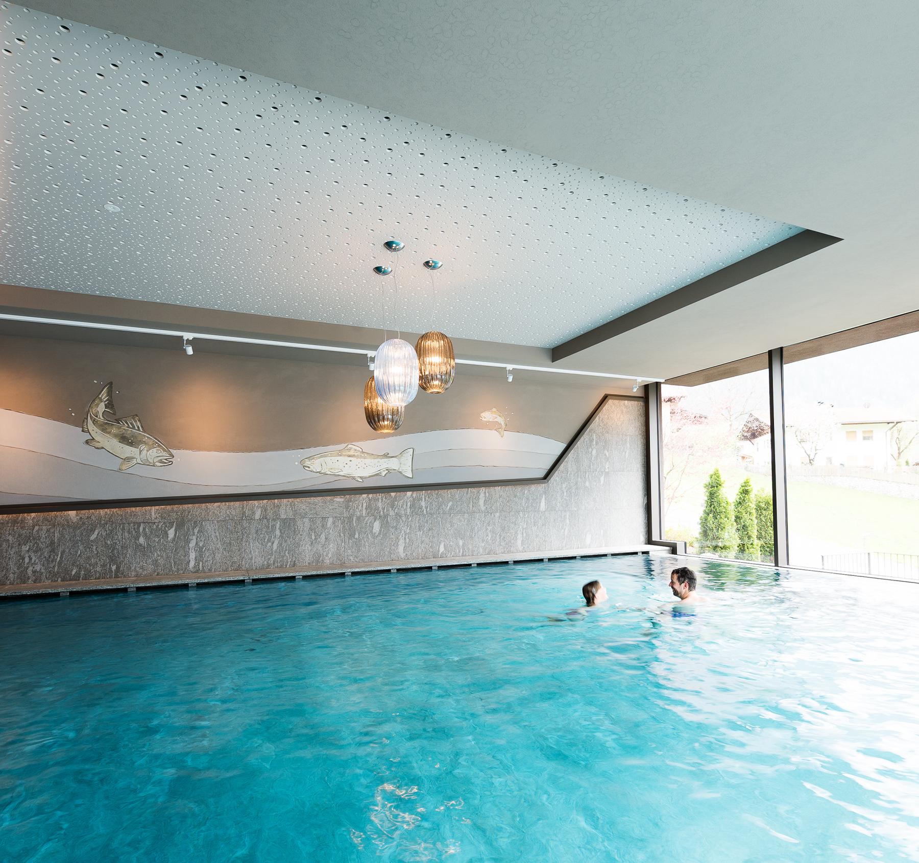 Hallenbad - piscina