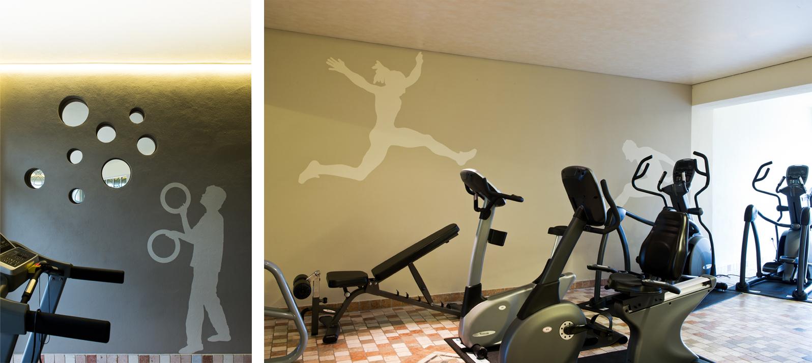 Fitnessraum | palestra