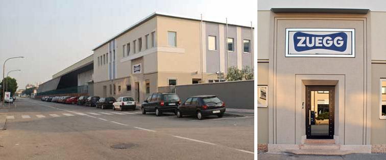 Industriegebäude | stabilimento ind.