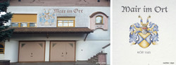 Fassadengestaltung - facciata