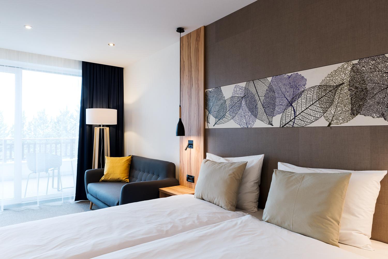 Hotelzimmer - camera d´albergo