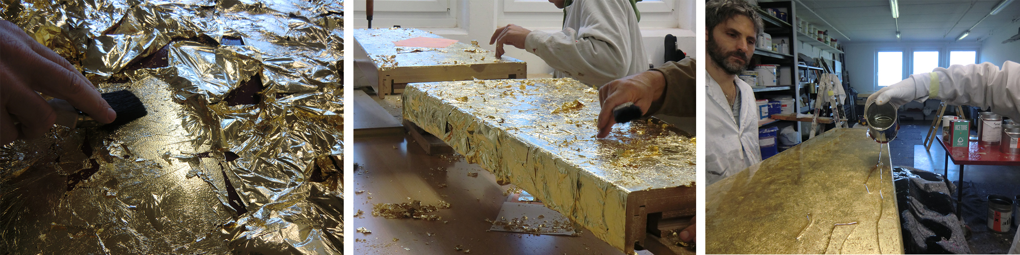 Goldtreppe | scala dorata