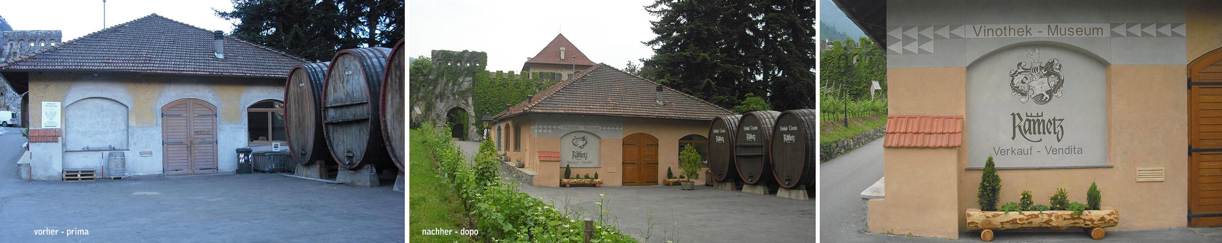 Schloss-Rametz | Castel Rametz