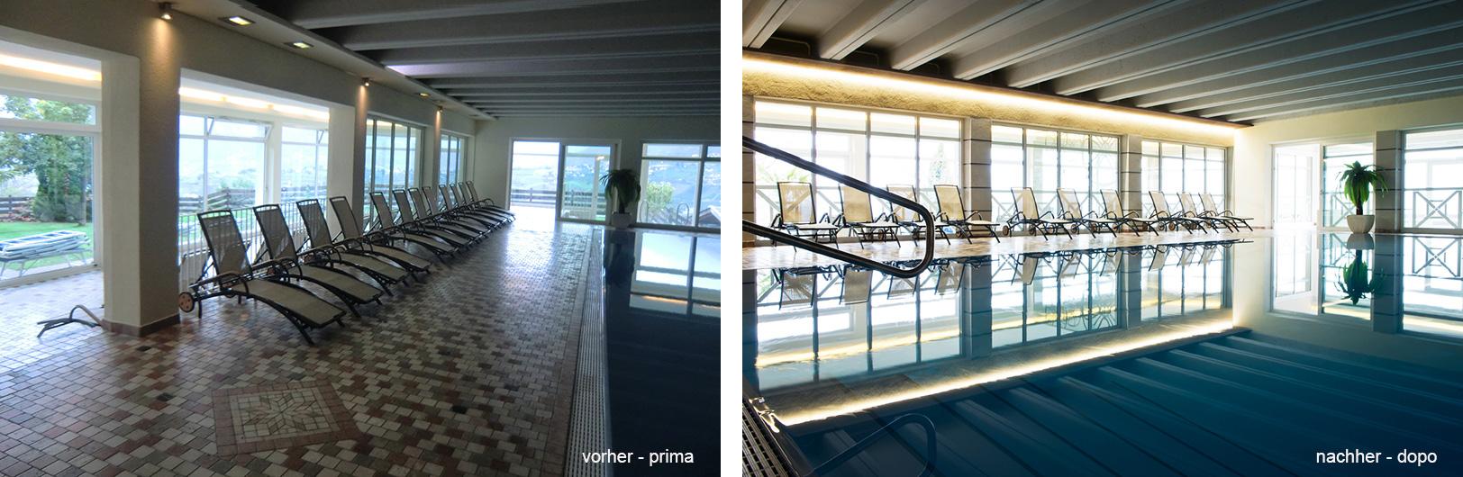 Hallenbad | piscina coperta