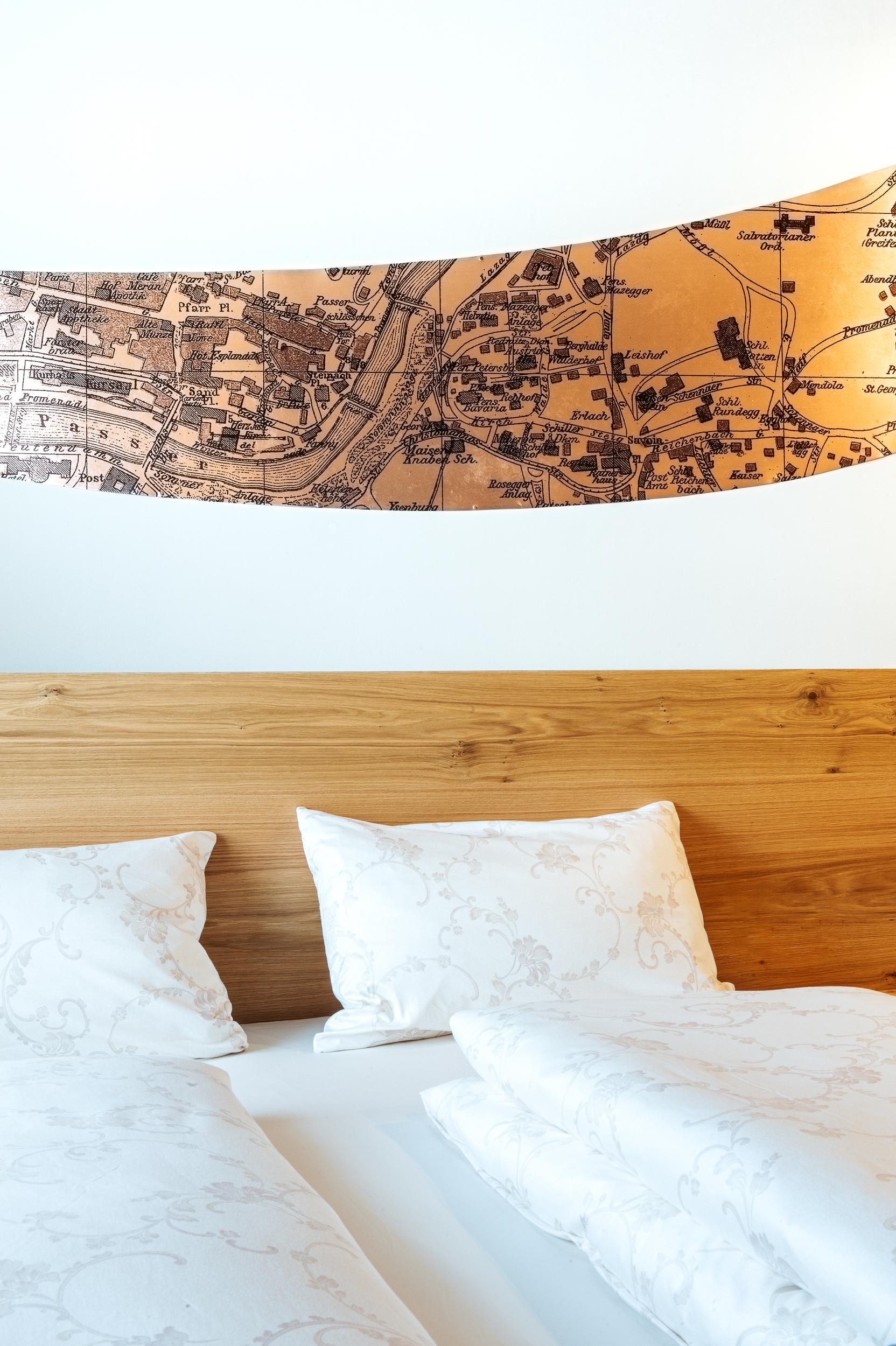 Schlafzimmer / Camera da letto