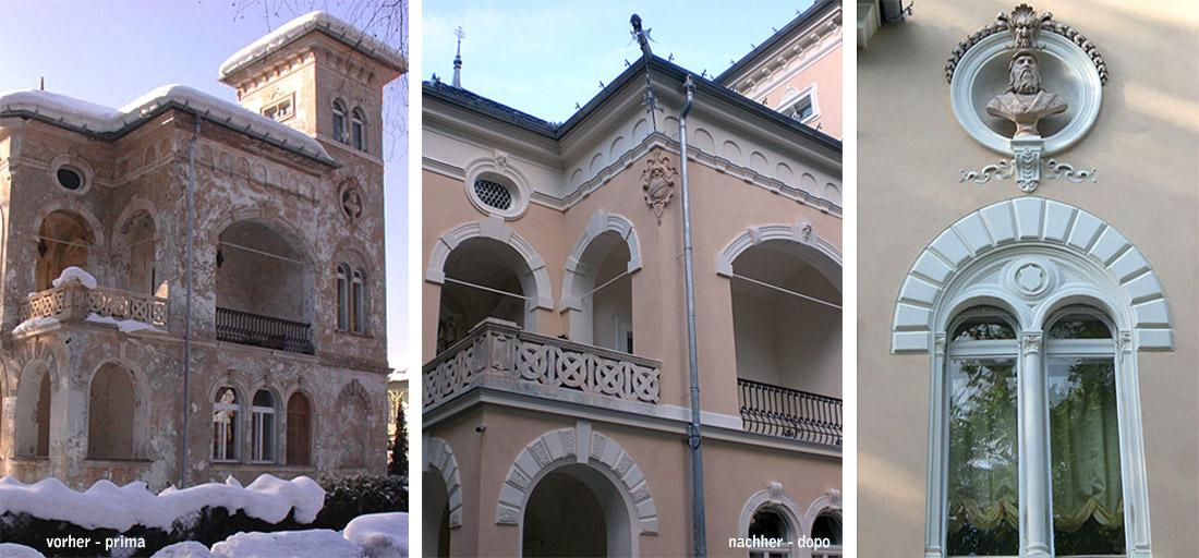 Fassade Villa | facciata villa
