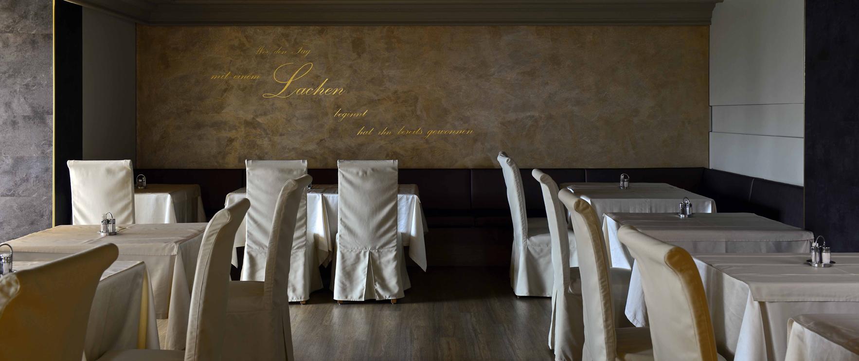 Speisesaal | Sala pranzo