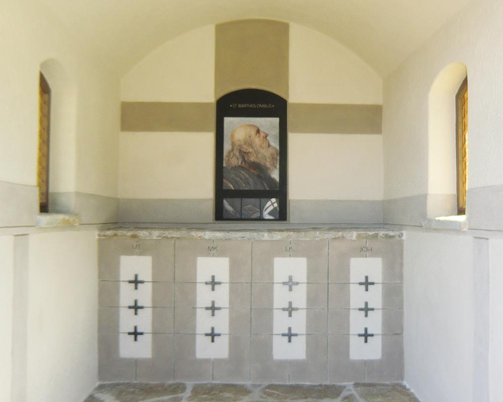 Privatkapelle | Chiestetta Gompmalm