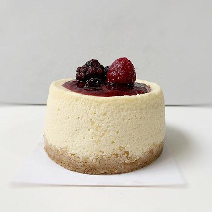 NY cheesecake individual