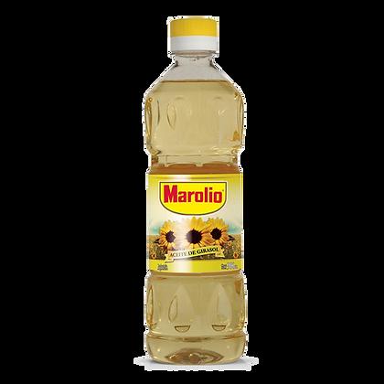 Aceite de girasol Marolio