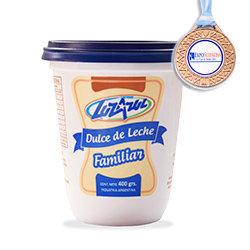 Dulce de leche Luz Azul Familiar