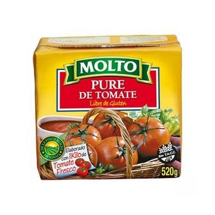Puré de tomate Molto