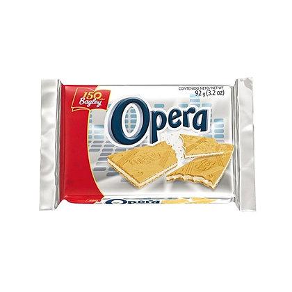 Galletitas Ópera