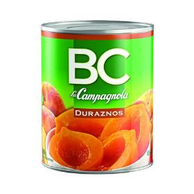Duraznos en almíbar BC La Campagnola