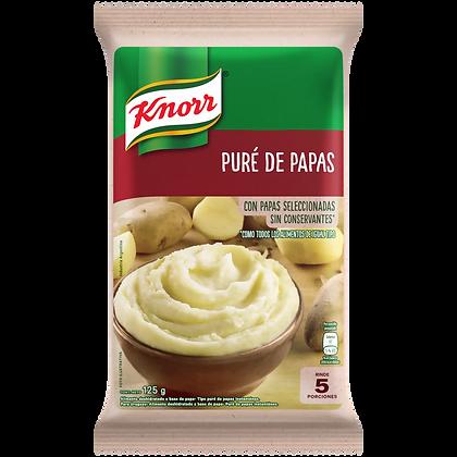 Puré de papas instantáneo Knorr