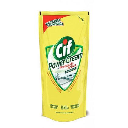 Limpiador Cif Power Cream Cocina