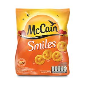 Papas McCain Smiles bolsa