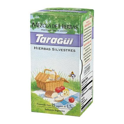 Té Taragüí variedades