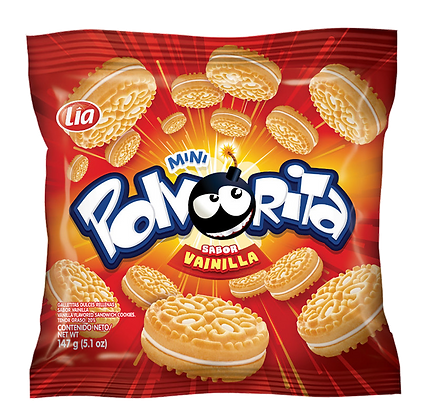 Galletitas Mini Polvorita