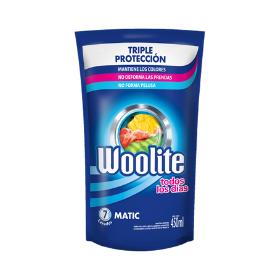 Detergente líquido Woolite Todos los días