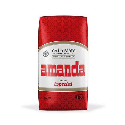 Yerba Mate Amanda Especial