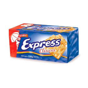 Galletitas Express clásicas