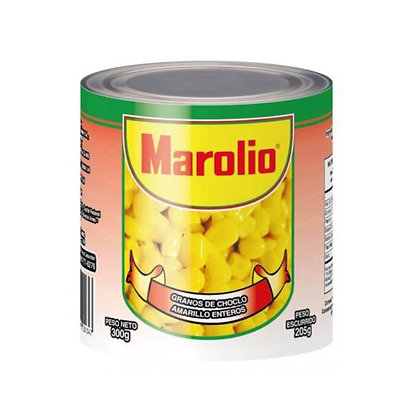 Choclo amarillo Marolio