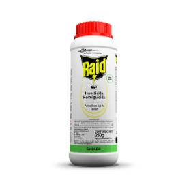 Raid hormiguicida en polvo