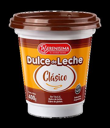 Dulce de leche La Serenisima clásico