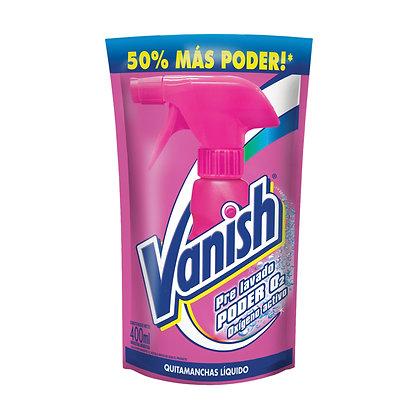 Vanish prelavado Poder O2