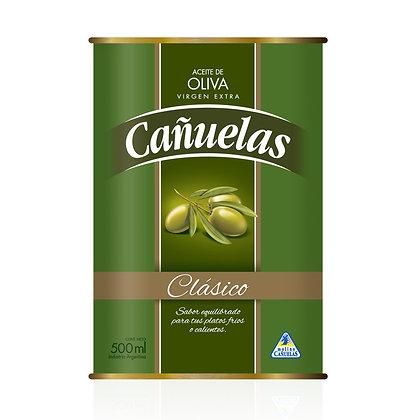 Aceite Cañuelas oliva clásico