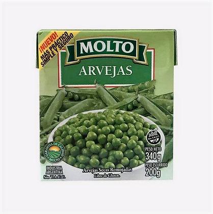 Arvejas Molto