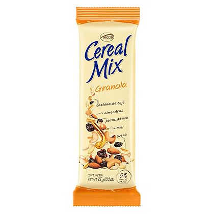 Barritas Cereal Mix