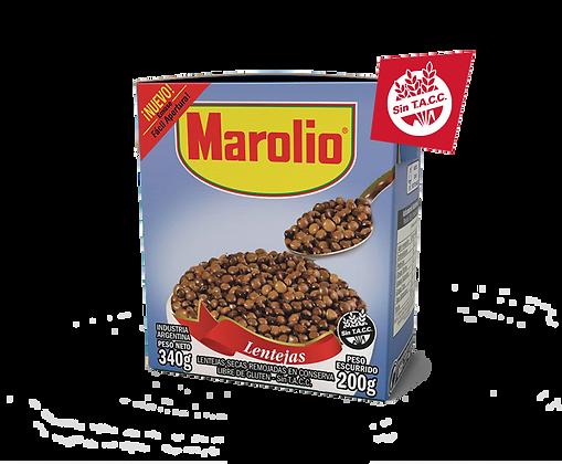 Lentejas Marolio