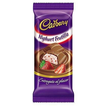 Cadbury Yoghurt Frutilla