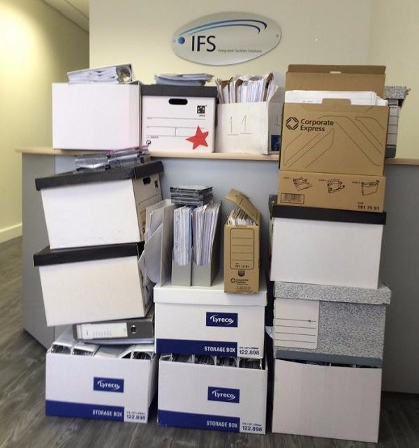 construction handover documentation