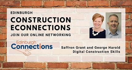 Edinburgh Construction eConnections poster